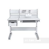 Детский стол-трансформер FunDesk Libro Grey, фото 3