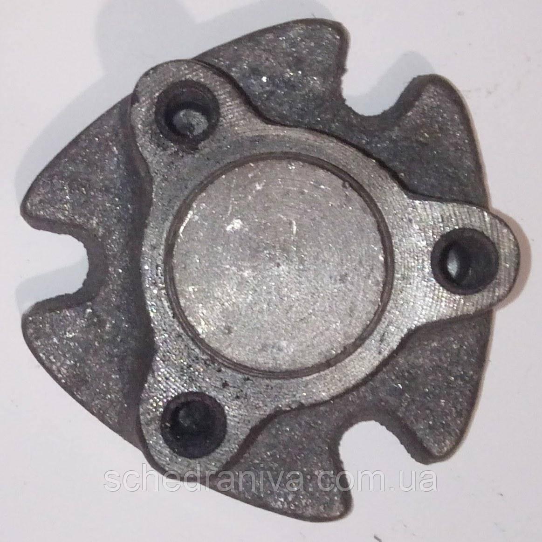 Флянець опорно-приводного колеса крн ССГ 00.122 (диск ССГ 00.122)