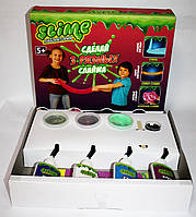 Детский набор для изготовления слаймов S300, фото 1