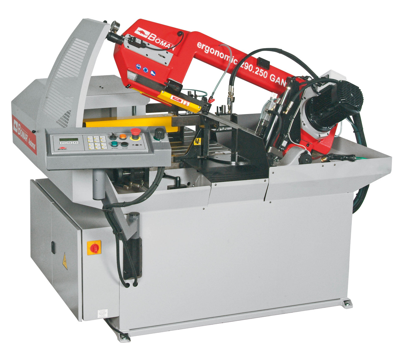 Ленточнопильный станок автоматический Bomar Ergonomic 290.250 GAE