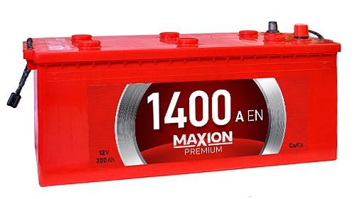 АКБ MAXION PREMIUM 6CT-200A1 1400A 513*223*223