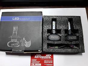 Лампа LED радиатор H1 12-24V 5000K к-т