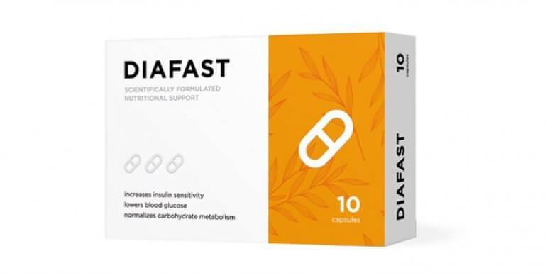Diafast (Диафаст) - капсулы от диабета