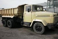Самосвал КРАЗ разработка котлованов, рытье траншей под водопровод вывоз строительного мусора