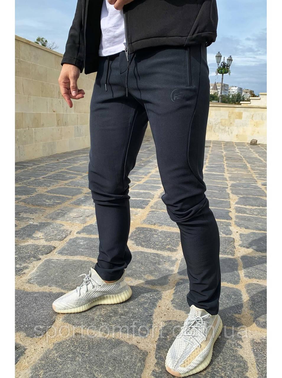 Мужские спортивные брюки freever черные, серые