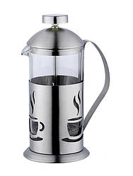 Френч-пресс Wellberg Coffee&Tea Trendy 350мл (psg_WB-1909)