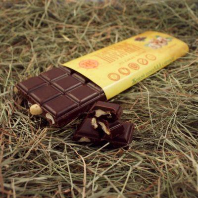 Шоколад из какао-бобов с кешью