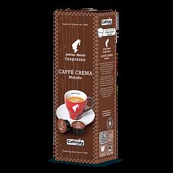 Кофе в капсулах Julius Meinl Caffe Crema Melodie 10 шт, Caffitaly Cafissimo