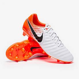 Бутсы для футбола Nike Tiempo Legend 7 Academy FG AH7242-118 (Оригинал)