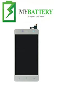 Дисплей (LCD) Nomi i5010 с сенсором белый
