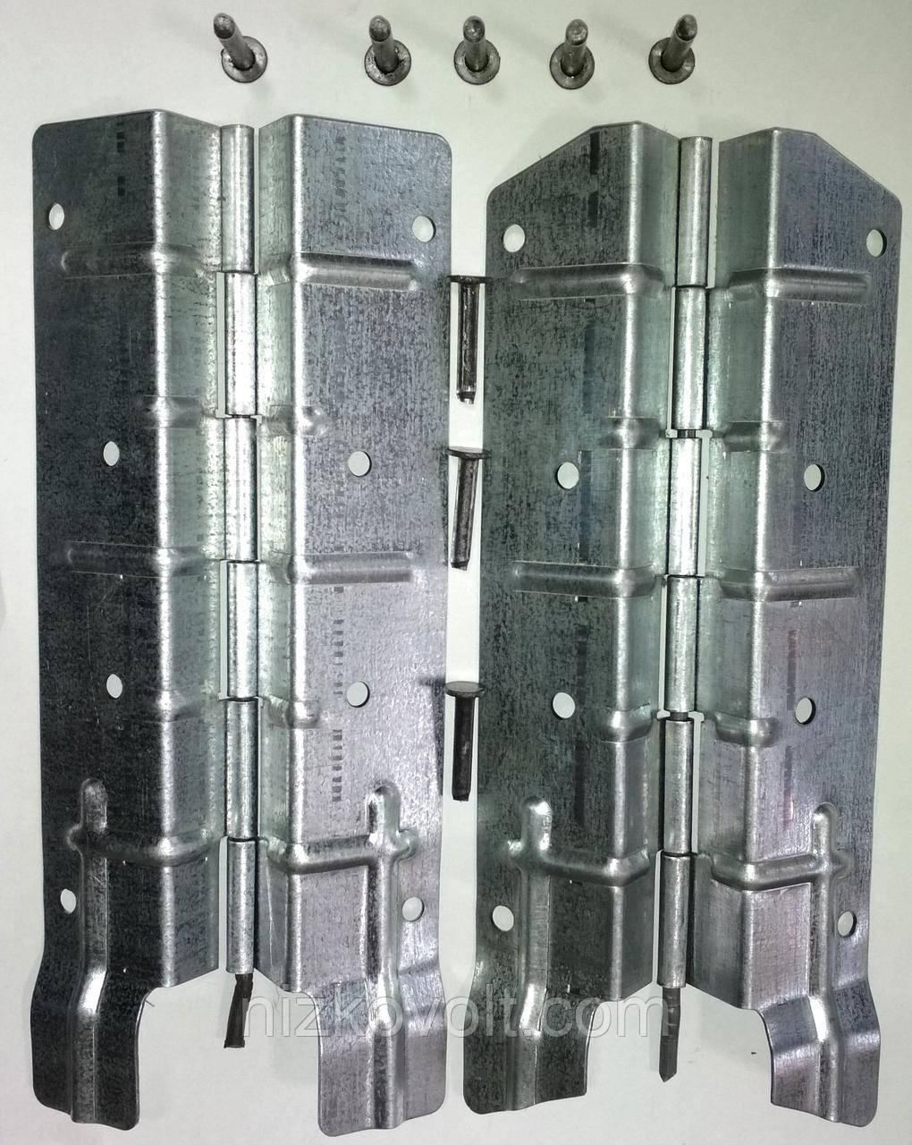 Шарниры для паллетных бортов (паллетные петли)