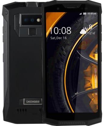 "Смартфон Doogee S80 6/64GB Black, 2sim, 10080mAh, IP69K, 12+5/16Мп, экран 5.99"" IPS, 8 ядер, 4G"
