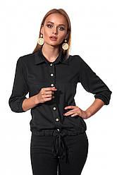 Рубашка на завязках 455.1