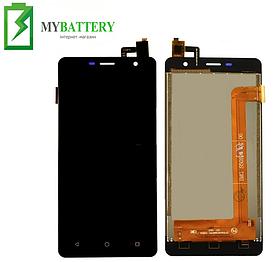 Дисплей (LCD) Nomi i5010 с сенсором черный