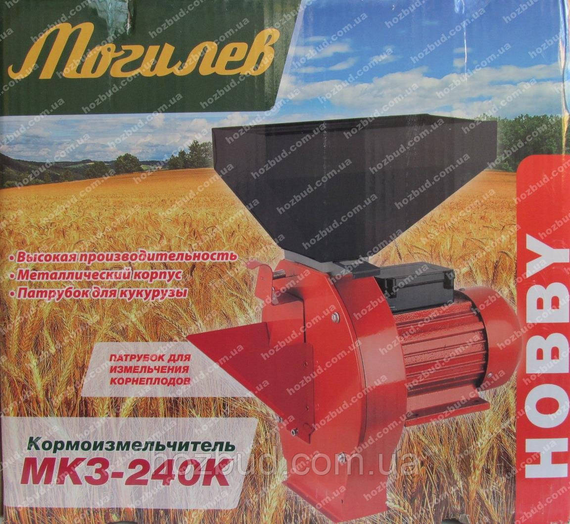 Кормоізмельчітель Могильов МКЗ-240К (зерно+коренеплоди)