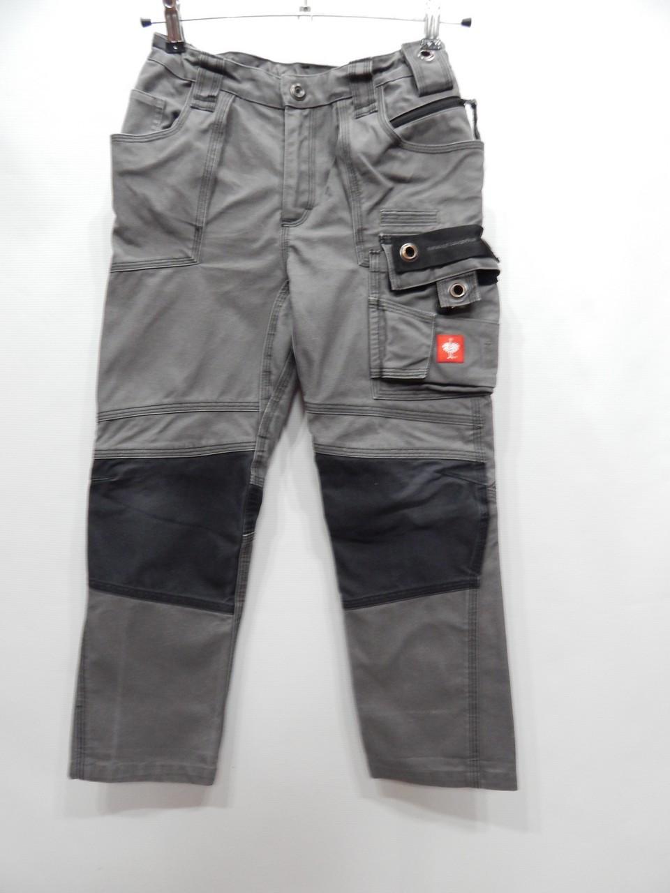 Джинси-брюки робочі для хлопчика engelbert strause ріст 134-140, 043GM