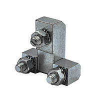 Бічна петля КОМП (ЄМКА) 1039-U10, електрощитова фурнітура