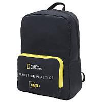 Городской рюкзак National Geographic Foldable Черный (N14403;06)