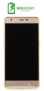 Дисплей (LCD) Nomi i506 Shine с сенсором золотой