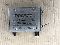 Усилитель антены Mercedes Benz W 211 E300           211 820 08 85
