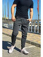 Мужские спортивные брюки freever серые, черные