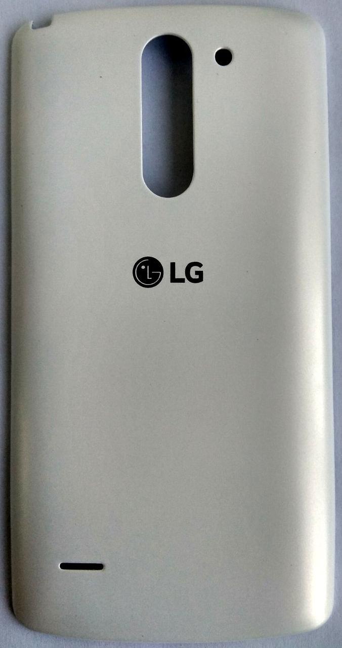 Задня кришка LG G3 Stylus білий
