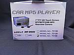 CAR PLAYER MP5 7018B  сенсорная автомагнитола, фото 2