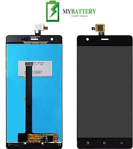 Дисплей (LCD) Nomi i506 Shine с сенсором черный