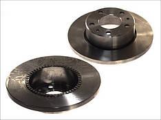 Диск гальмівний задній 276mm. IVECO DAILY Е3 з ABS (215.057/42471034)
