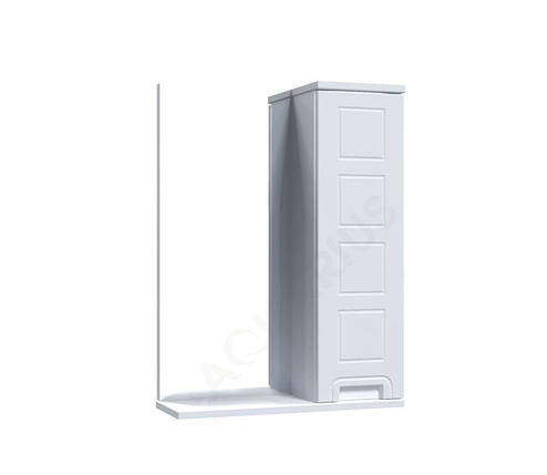 Зеркало Аквариус Cимфония со шкафчиком 50 см, фото 2