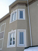 Окна металлопластиковые КВЕ 70мм Баланс