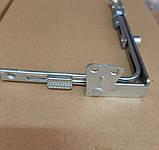 Кутова передача 150*50 КН  Vorne коротка ЕЦ1 для поворотно-відкидної віконної системи ПВХ вікон, фото 4