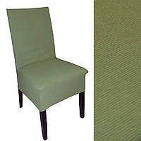 Универсальный чехол на стул по цене производителя оливковый