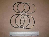 Кольца поршневые Д 245.35, 260 Евро 4 (на 2 поршня) П/К (пр-во Buzuluk)