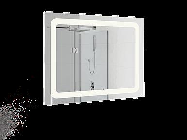 Светодиодное LED зеркало Аквариус Modena 80 см