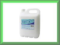 Гель для душа белый ESTA 5л (молочный коктейль)
