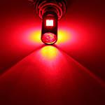 Світлодіодні автолампи CARLAMP 4G-Series P21/5W Червона 4G21/1157RED, фото 8