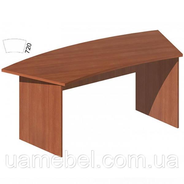Письменный стол руководителя (1820x820) Мега М-224