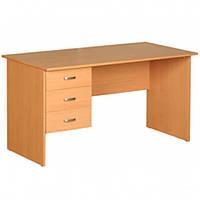 Письмовий стіл з трьома ящиками Бюджет Б107+Б-413