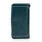 Женский Кошелек Портмоне Baellerry (N1813) на Молнии для Карточек с Ремешком Синий, фото 5