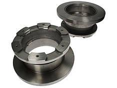 Гальмівний диск задній IVECO DAILY (215.058/42471150)
