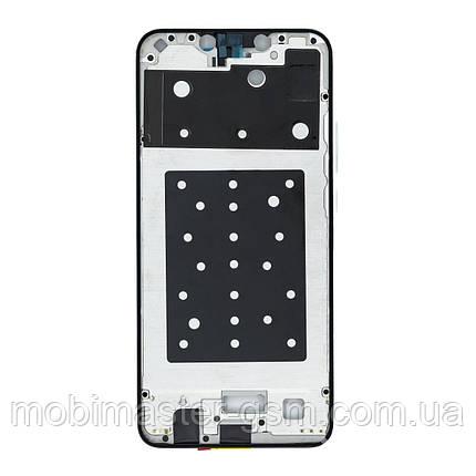 Рамка корпуса Huawei P Smart Plus white, фото 2