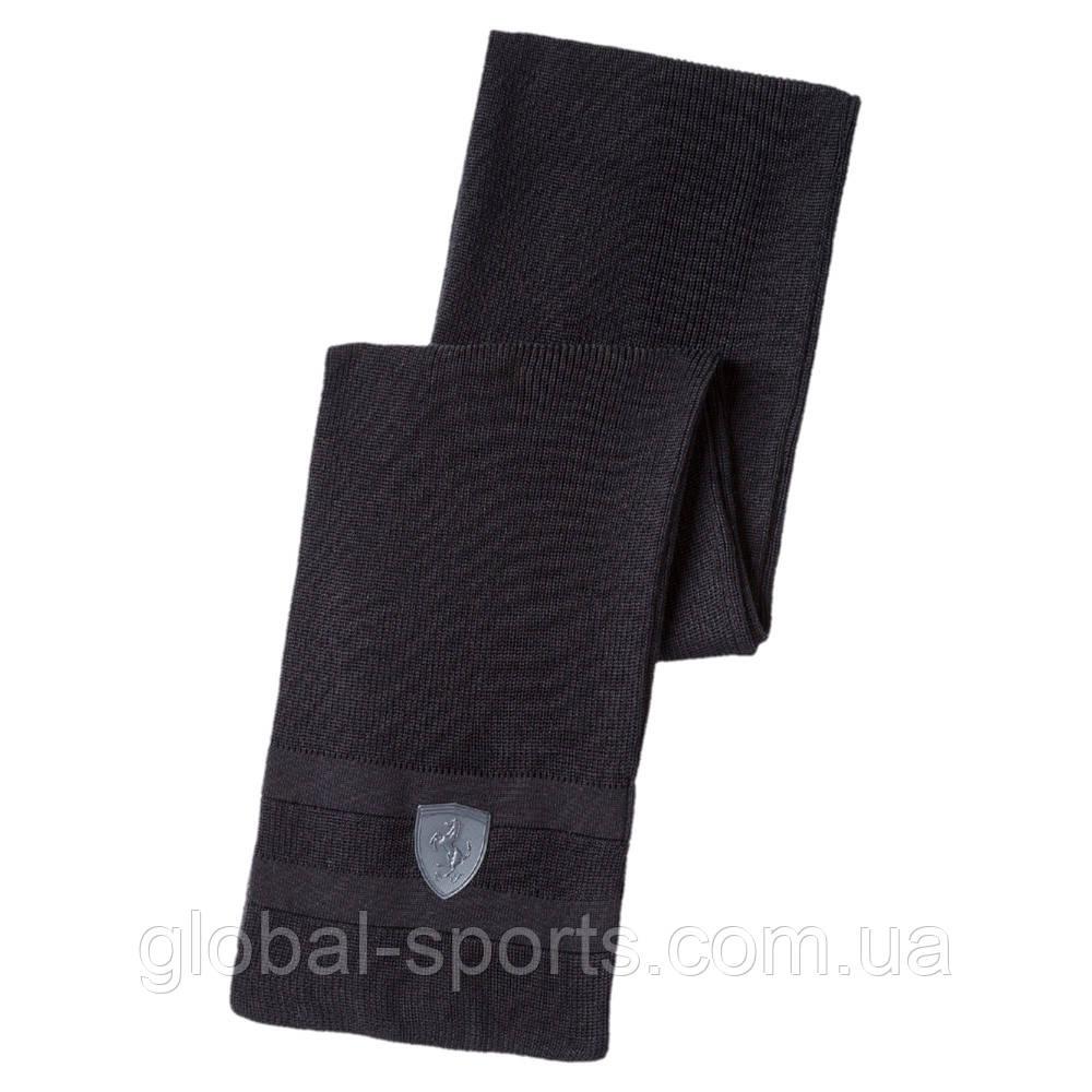 Шарф Puma Ferrari LS knitted scarf (Артикул: 05325501)
