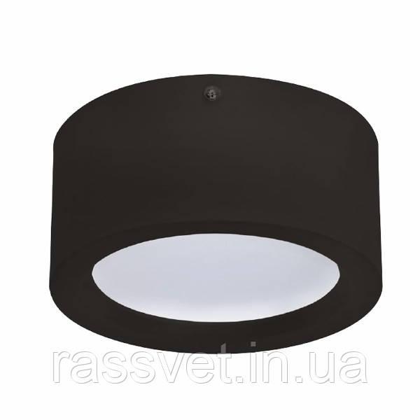 """Світильник накладної """"SANDRA-15"""" 15W 4200K (чорний, білий)"""