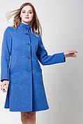 Пальто S-2048 Голубой