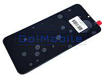 Дисплей + сенсор (модуль) Xiaomi Redmi Note 8 черный