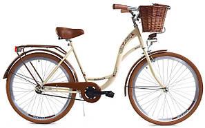 Велосипед VANESSA 28 crem