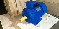 АИР80А6Е с тормозом 0.75 квт 1000 об.мин, фото 1