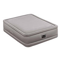 Надувная  кровать Intex 64470 203 х 152 х 51 см + встроенный насос 220V (int64470)