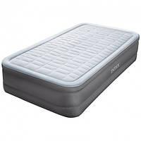 Надувная  кровать Intex 64484 USB LED 191 х 137 х 46 см (int64484), фото 1